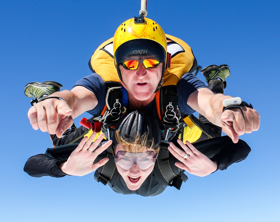 Tandem Skydive Experience – Skydive Northwest